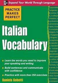 Daniela Gobetti_Italian Vocabulary